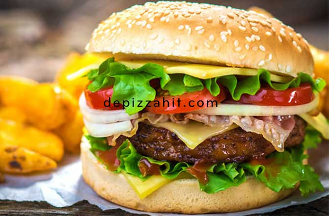 Nhân Hamburger