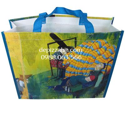 Túi siêu thị đựng quà tặng