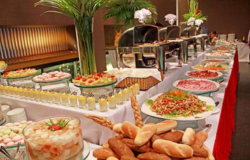 Tiệc Buffet chay