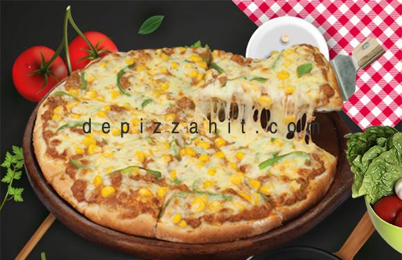 Pizza Bò size 23cm – 169.000đ