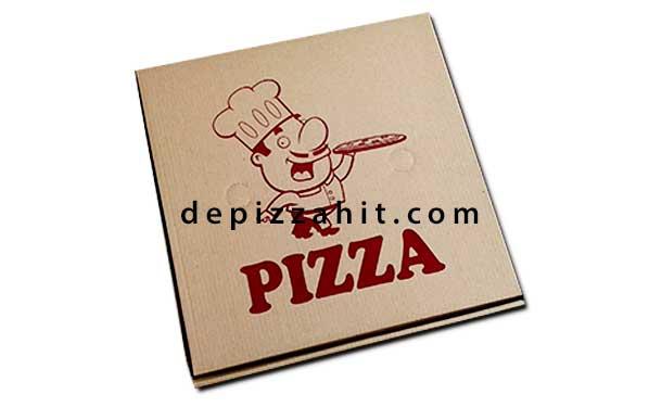 Hộp đựng pizza Anh bếp bánh pizza 111