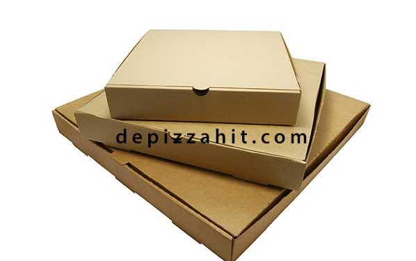 Hộp đựng bánh pizza vuông vắn