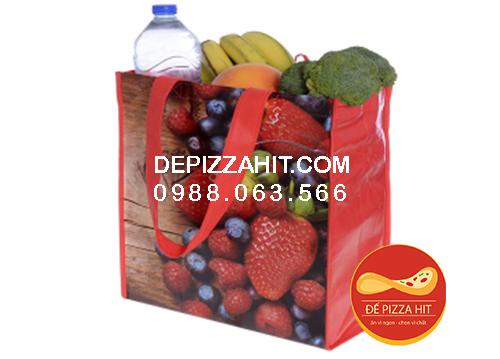 Túi PP dệt siêu thị 1.1