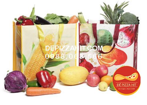 Túi siêu thị BigC hoa quả 1.1