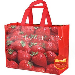 Túi siêu thị BigC hoa quả
