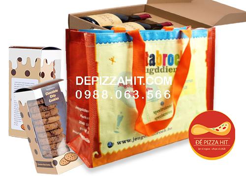 Túi siêu thị PP đựng quà 1.1