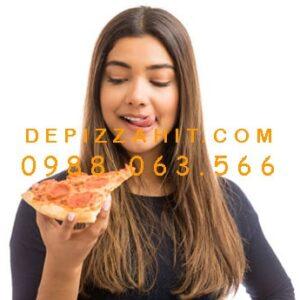 Đế bánh pizza bao nhiêu calo 1.1