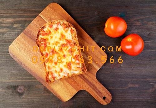 Làm đế bánh pizza bằng bánh mì khó hay dễ 1.1